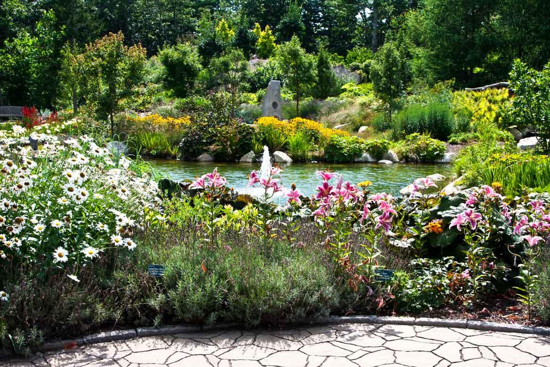 Waste Management at Coastal Maine Botanic Gardens